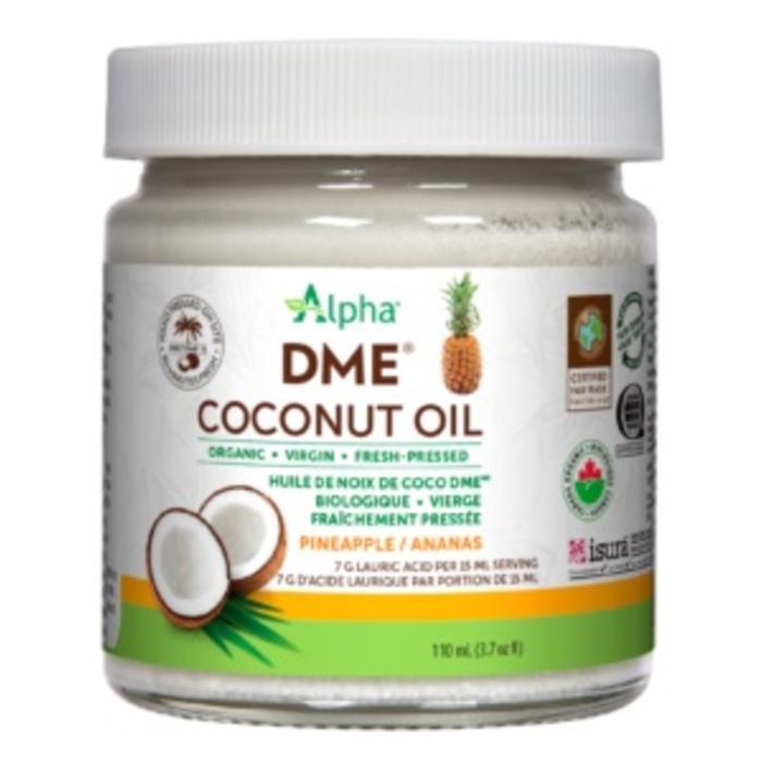 Huile de coco DME bio 110ml
