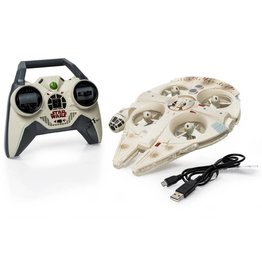 Air Hogs Star Wars Remote Control Ultimate Millennium Falcon Quad-Copter