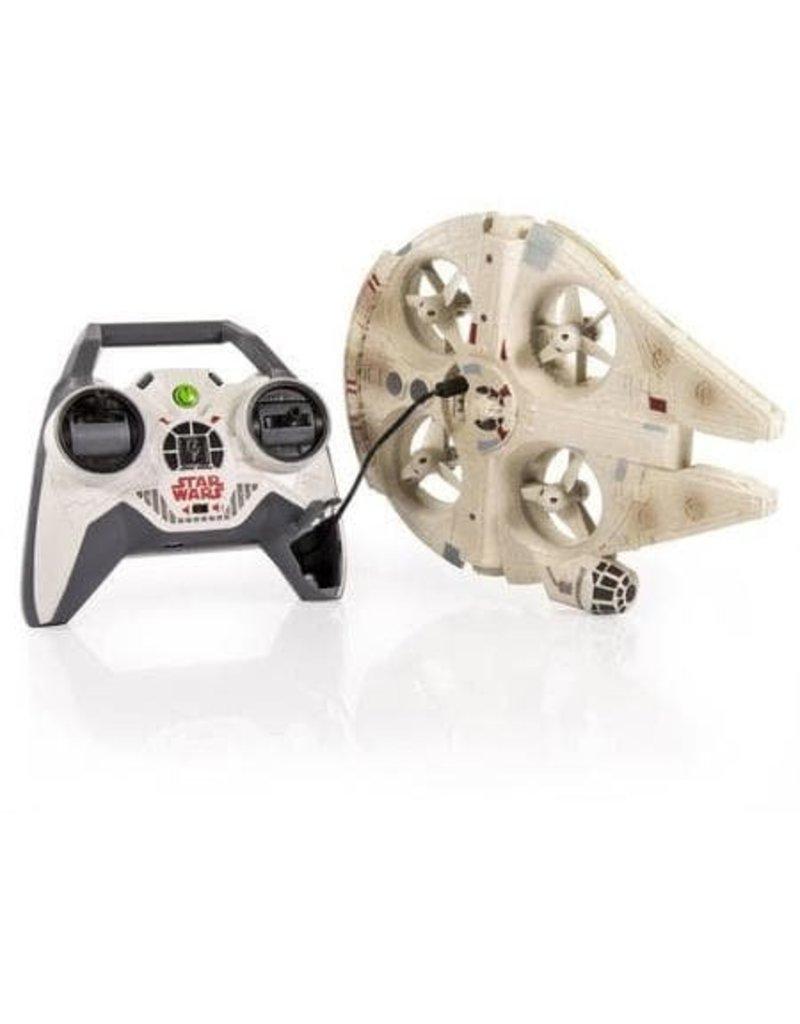 Air Hogs Star Wars Remote Control Ultimate Millennium Falcon Quad-Copter
