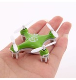 Cheerson CX-10 Mini 29mm Diameter 4CH 2.4GHz 6 Axis Gyro RC Quadcopter UFO RTF Green