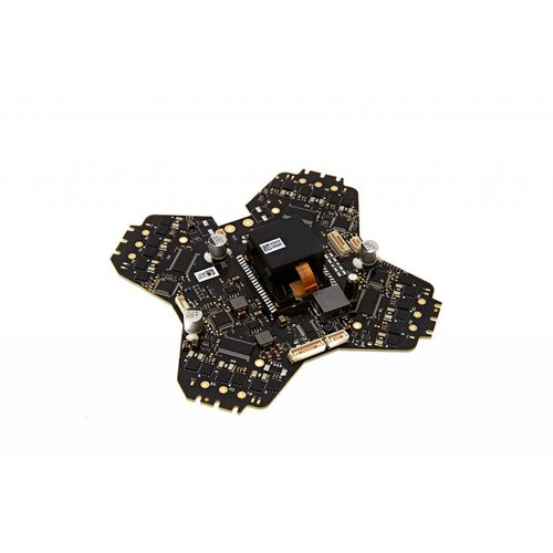 DJI Phantom 3 ESC Center Board & MC V2 (Pro/Advanced, 2312A)