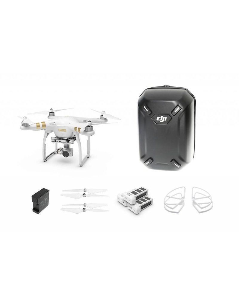 DJI Phantom 3 Professional Everything You Need Kit (Hardshell Backpack)