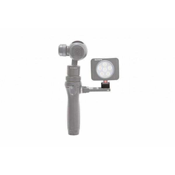 DJI Osmo - Rotatable Cold Shoe for Universal Mount