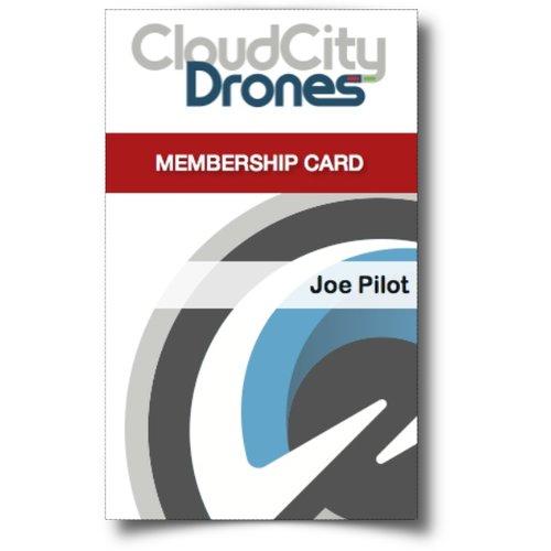 Cloud City Drones Citizen Membership