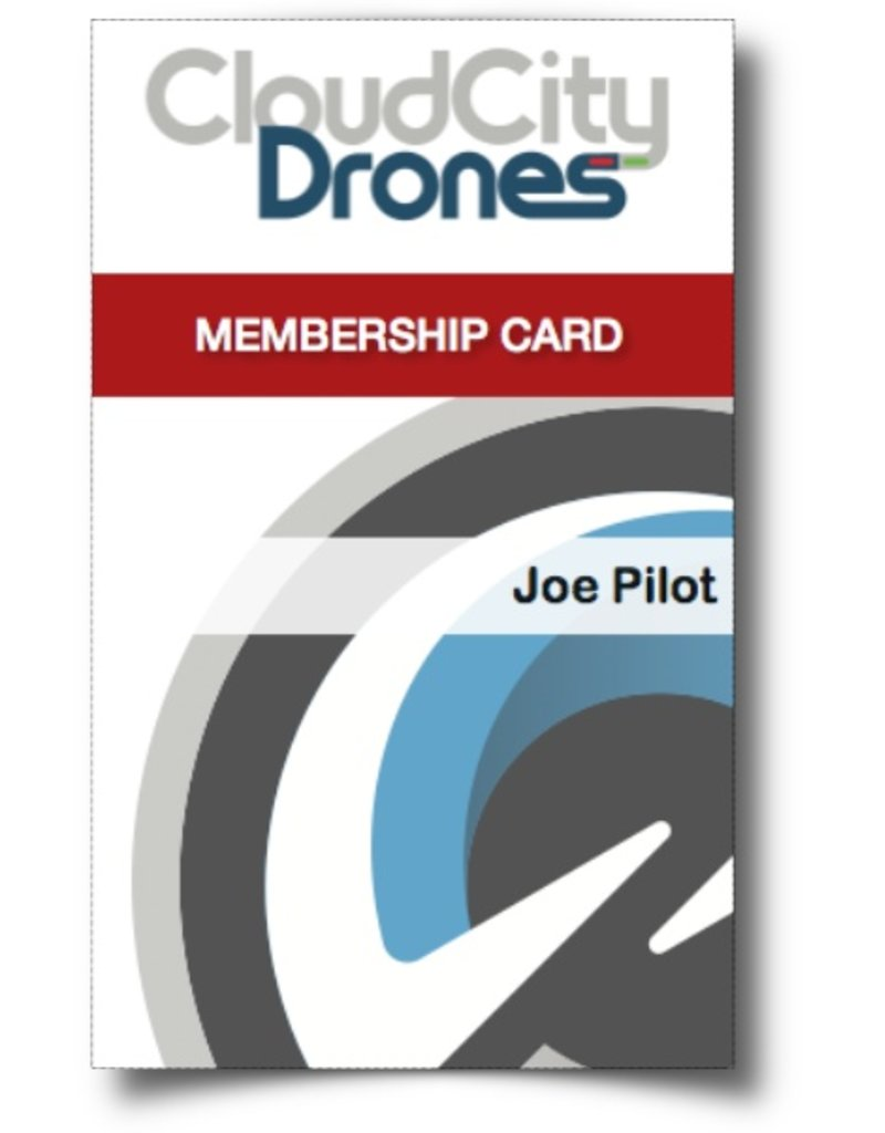 Cloud City Drones Citizen Membership