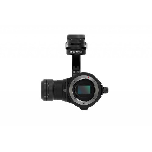 DJI Zenmuse X5 Gimbal and Camera (Lens Excluded)