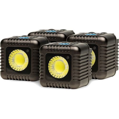 Lume Cube Lume Cube 1500 Lumen Light (Gunmetal Grey, Four-Pack)