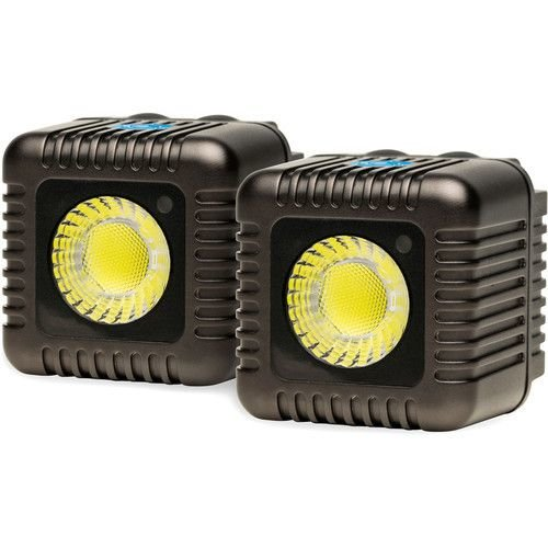 Lume Cube Lume Cube 1500 Lumen Light (Gunmetal Grey, Two-Pack)