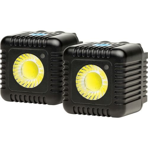 Lume Cube Lume Cube 1500 Lumen Light (Black, Two-Pack)