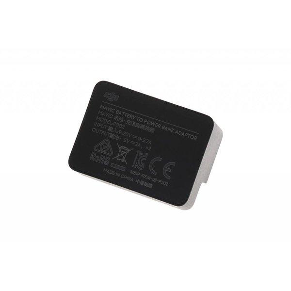 DJI Mavic - Battery to Power Bank Adaptor