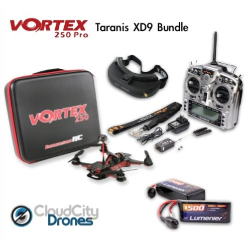 Immersion RC Vortex Taranis XD9 Bundle