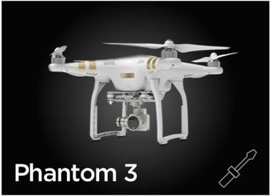 Phantom 3 Parts and Service