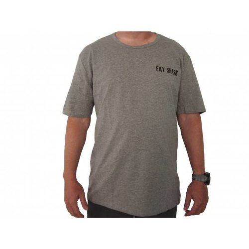 FatShark FatShark Grey T-shirt (XXL)