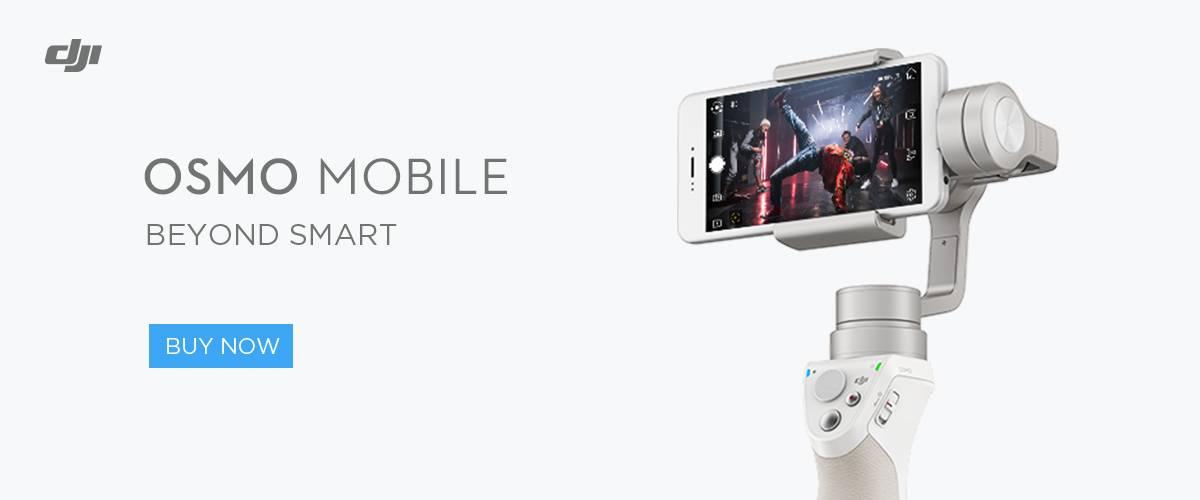 OSMO Mobile Silver