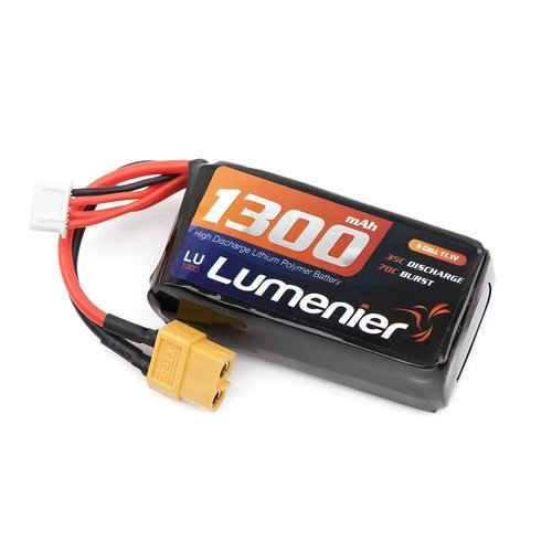 Lumenier Lumenier 1300mAh 3s 35c Lipo Battery