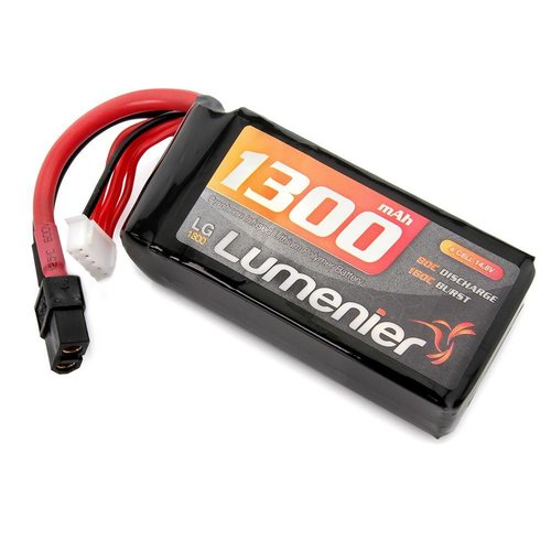 Lumenier Lumenier Graphene 1300mAh 4s 80c Lipo Battery