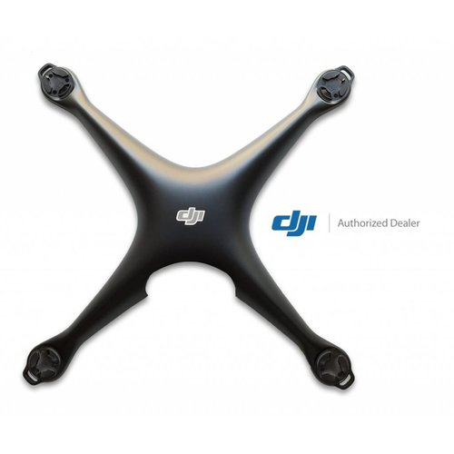 DJI Phantom 4 Top Cover Black