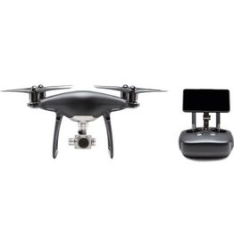 "DJI Phantom 4 Pro with Built In 5.5"" HD Screen OBSIDIAN Edition"