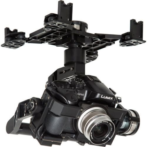 DJI DJI Zenmuse Z15-GH4 HD 3-Axis Gimbal for Panasonic GH3/GH4