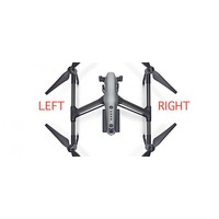 DJI Inspire 2 Right Arm (Part 08)