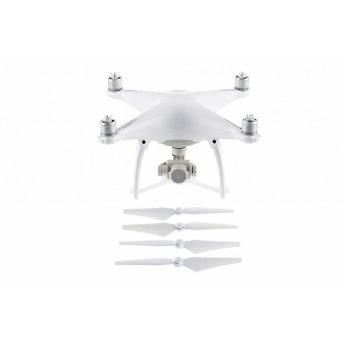 DJI Phantom 4 Aircraft (Excludes Remote Controller and Battery Charger)