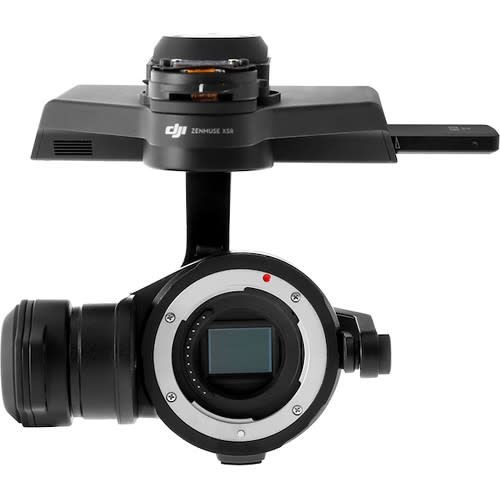 DJI Zenmuse X5R (Lens Excluded)