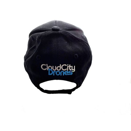 Cloud City Drones Embroidered DJI Baseball Cap