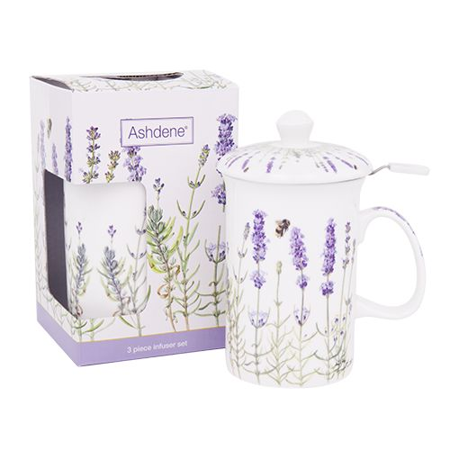 Ashdene Ashdene Mug, Infuser & Top (3 pc)