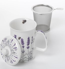 Ashdene Mug, Infuser & Top (3 pc) - Ashdene