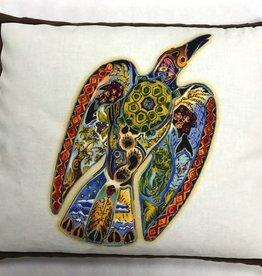 Lavender Wind Designer Pillows