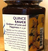 Lavender Wind Quince Sauce