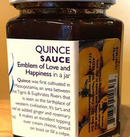 Lavender Wind Quince Sauce