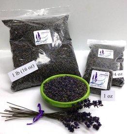 Lavender Wind Bulk Lavender Buds - 1 oz.