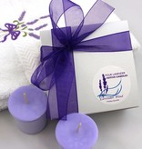 Candle, Votive Gift Box 4-Box