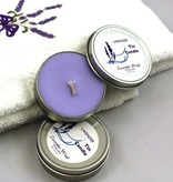 Lavender Tranquility - Candle in a Tin 2 oz.