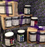 Lavender Wind Wood Gift Set - Jams/4