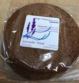 Lavender Wind Ginger Molasses Cookies - FRESH