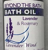Lavender Wind Beyond the Bath (Bath Oil) 6 oz.