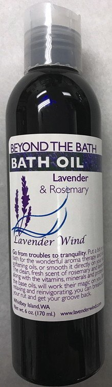 Beyond the Bath (Bath Oil) 6 oz.