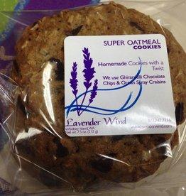 Lavender Wind Super Oatmeal Cookies FRESH