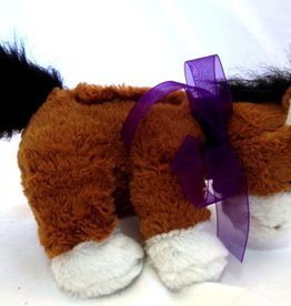 "Stuffed Horse, ""Chestnut"""