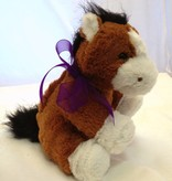 "Stuffed Horse, ""Chestnut"""