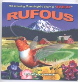 Avian Treasures Amazing Hummingbird Story of Red Rufous
