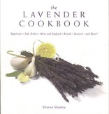 Book, The Lavender Cookbook by Sharon Shipley