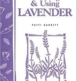 Book, Growing and Using Lavender