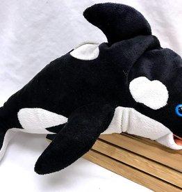 Stuffed Orca large