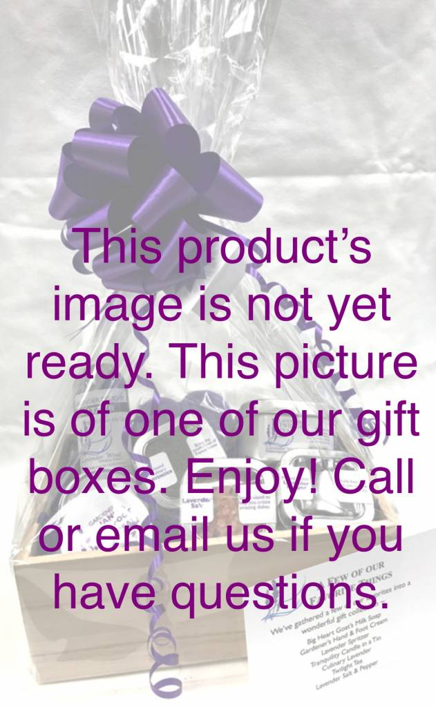 Lavender Wind Custom Gift Basket Kit - Medium