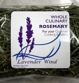 Lavender Wind Rosemary whole leaf per oz.