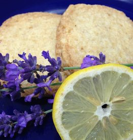 Lavender Wind Lemon Lavender Shortbread FRESH