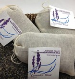 Lavender Wind Muslin Lavender Dryer Bag